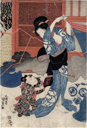 Kunisada_kaya_lightning_Lyon_Collection_7