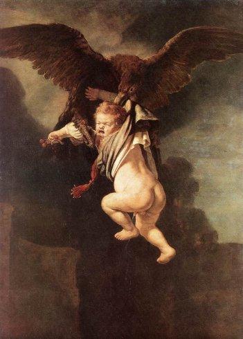 Rembrandt_Ganymede