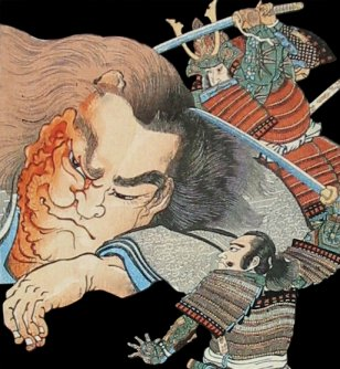 Kuniyoshi_Shutendoji_rt._panel6