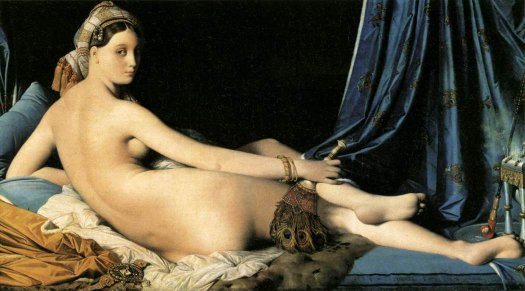 The_Grande_Odalisque_by_Ingres
