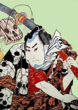 Kuniyoshi_skull_cats_pattern5