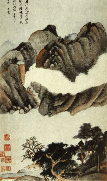 Dong_Qichang._Eight_Scenes_in_Autumn3_Album_leaf_1620_Shanghai_Museum