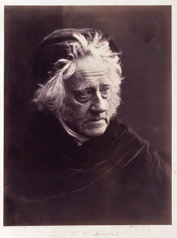 a history of photography invented by sir john herschel At the dawn of photography, invented hypo solution to fix photographs  sir john herschel died,  revolutionized our understanding of life's history.