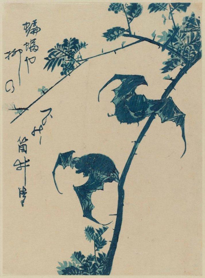 MFA_Hiroshige_aizurie_bats_7c
