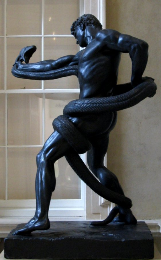 Frederic_Lord_Leighton_An_Athlete_Struggling_with_a_Python-Royal_Academy_of_Arts_commons_7i