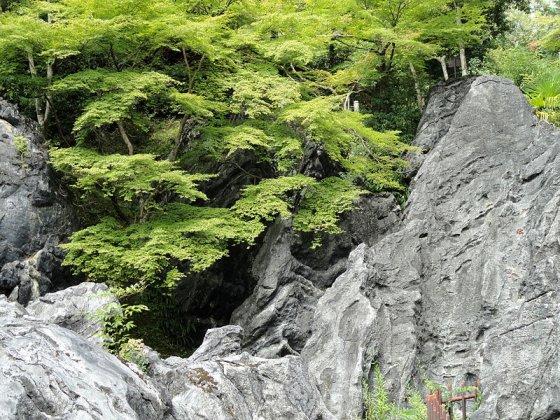 Wollastonite_Ishiyamadera_Otsu_Shiga_Daderot_commons_7b