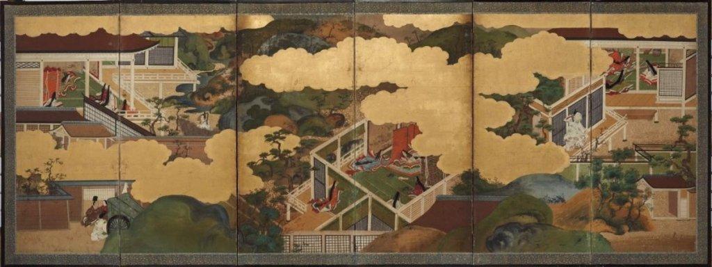 AGNSW_Genji_listens_to_the_kin_Ch.6_no.7b