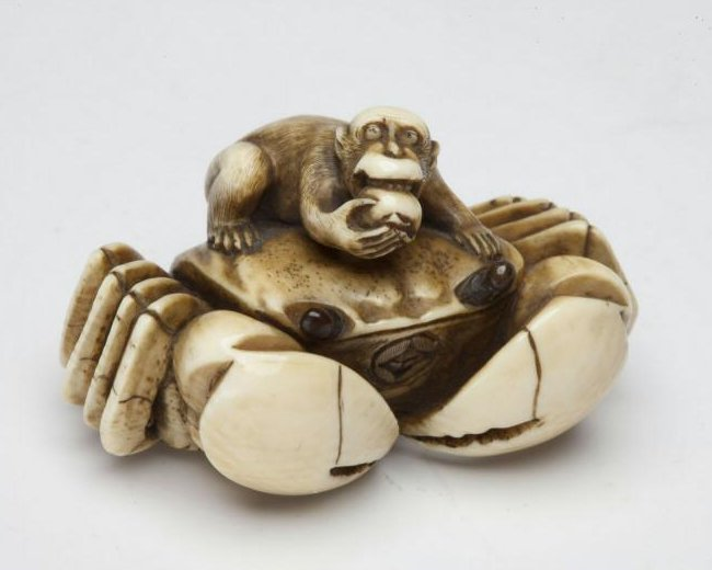 Asian_Art_Museum_monkey_crab_persimmon_Brundage_7