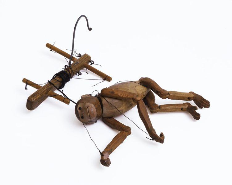 VAM_Gair_Wilkinson_monkey_marionette_ca.1920s