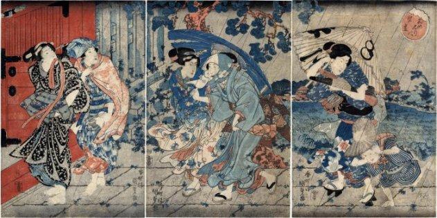 Lyon_Collection_Kunisada_Mimeguri_triptych_7c