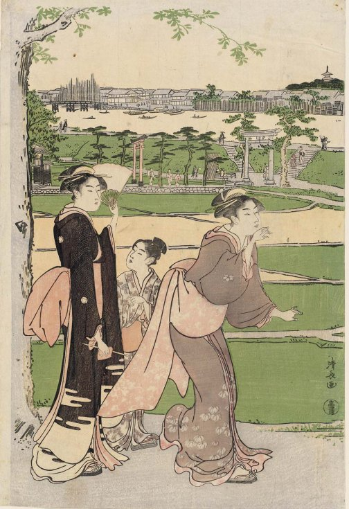 MFA_Excursion_to_Mimeguri_Shrine_Kiyonaga_7b