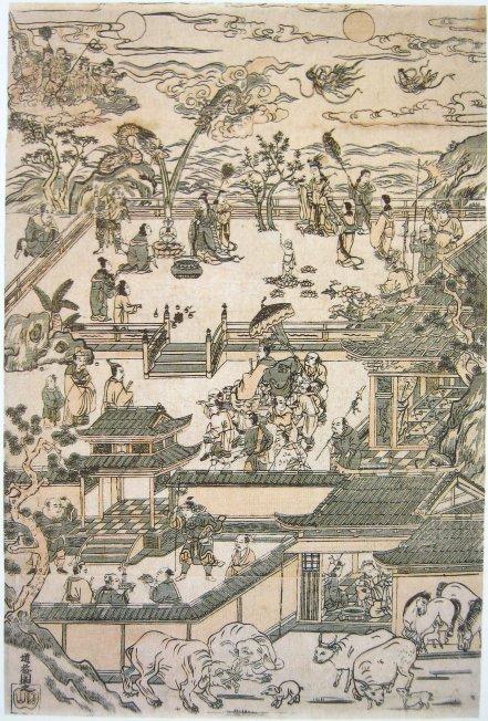 Carnegie_Doueki_Birth_of_Buddha_7b