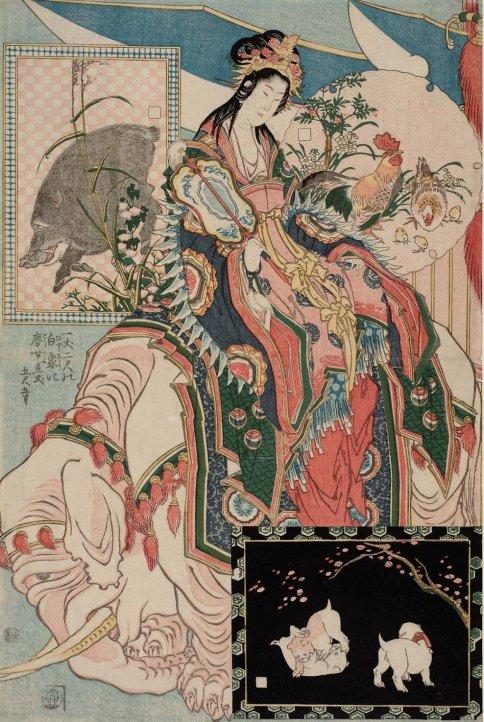 MFA_Hokusai_straw_print_panel_7c