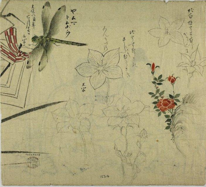 BM_Hokusai_tombo_sketch_7b