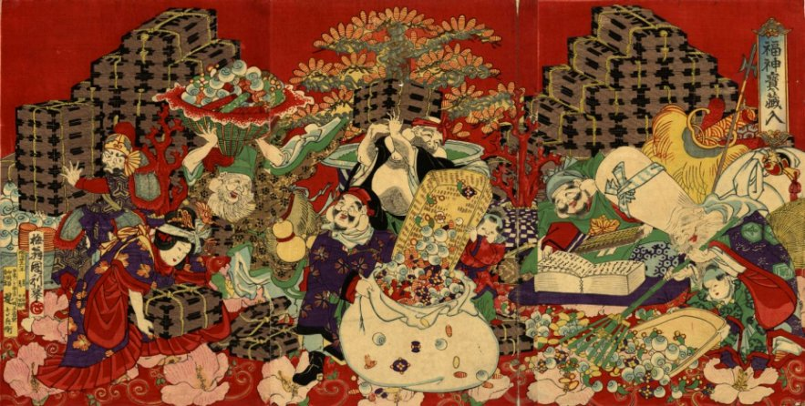 Database_Folklore_Kunitoshi_7_gods_riches_7d
