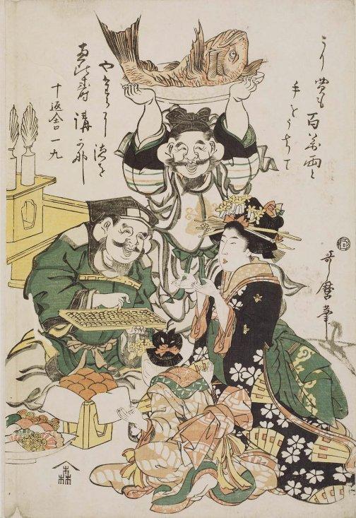 MFA_An_Expensive_Feast_Utamaro_Ebisu_7b