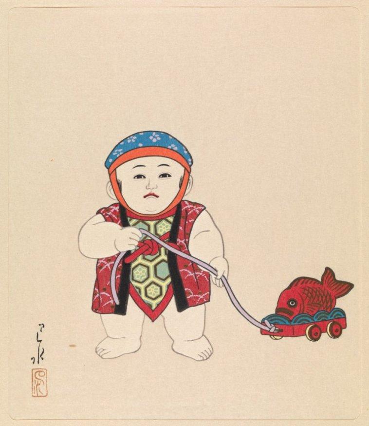 VMFA_Hasui_Gosho_ningyo_Ebisu_tai_toy