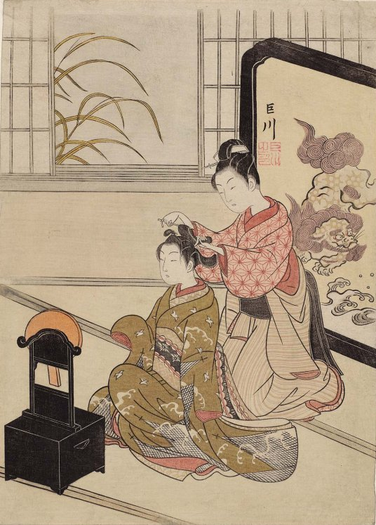 MFA_Harunobu_Autumn_Moon_of_the_Mirror_Stand_7b