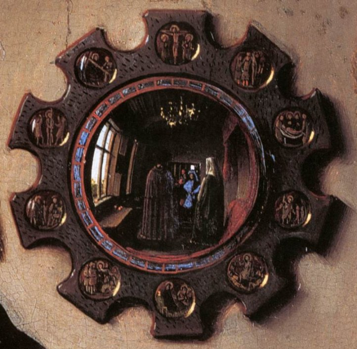 NG_Arnolfini_marriage_mirror_in_background_van_Eyck_7b