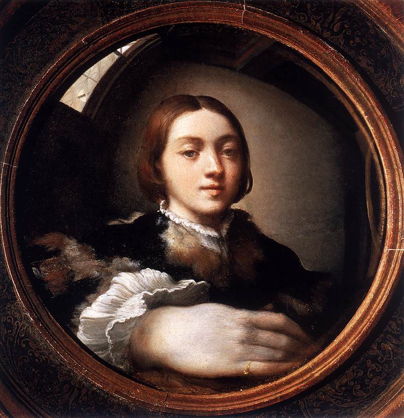 Parmagianino_self_portrait_convex_mirror_16_years_old_Vienna_7