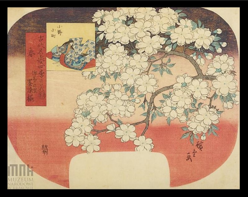 Hiroshige_Ono_no_Komachi_Fukakusa_Haru_fan_Krakow2b