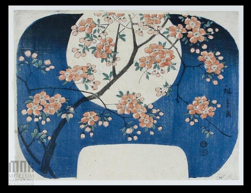 Hiroshige_tarczy_fan_Krakow2b