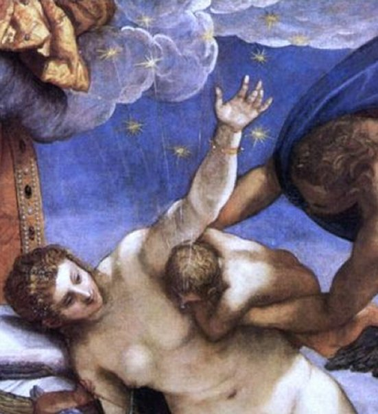 NG_Tintoretto_The_Origin_of_the_Milky_Way_7b_detail2