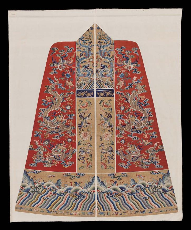 MFA_Buddhist_monks_cape_late_Qianlong_7b