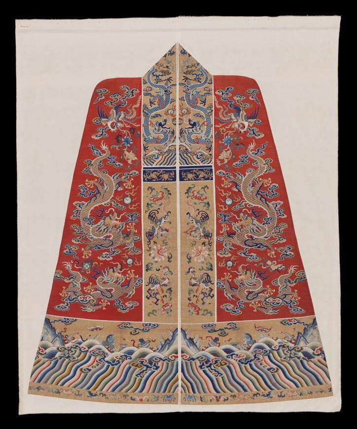 MFA_Buddhist_monks_cape_late_Qianlong_7b