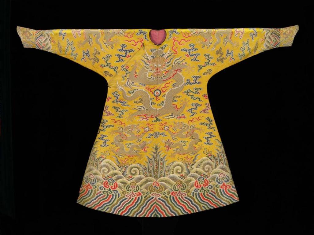 MFA_early_18thc_Qing_jifu_yellow_7b