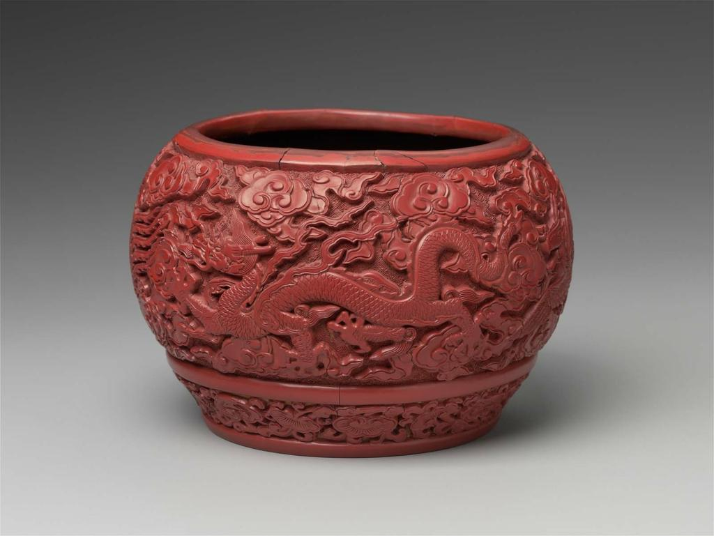 MFA_Yongle_lacquer_bowl_carved_dragon_7