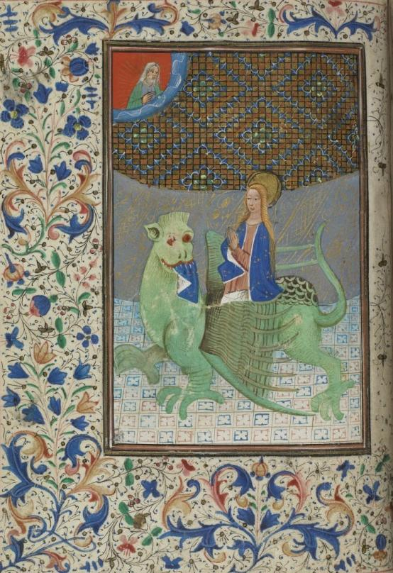 BL_ca.1475_South_Netherlands_Book_of_Hours_St._Margaret_dragon_7d